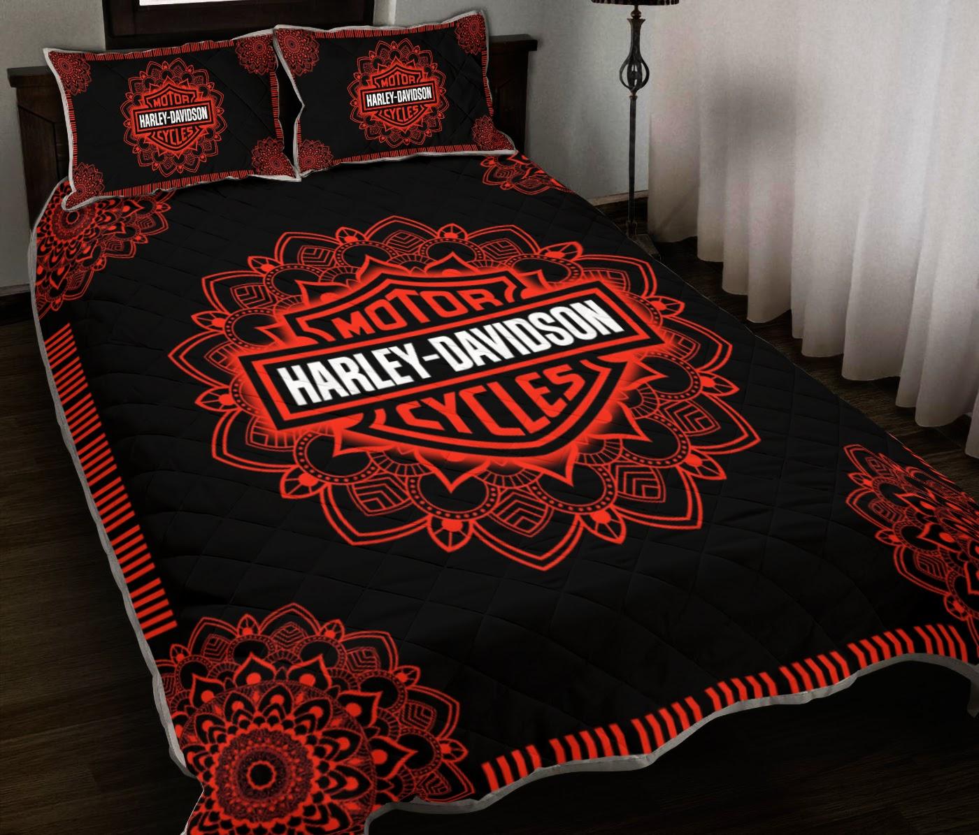 Love Motor Quilt Bedding Set Ts300 Chikepod